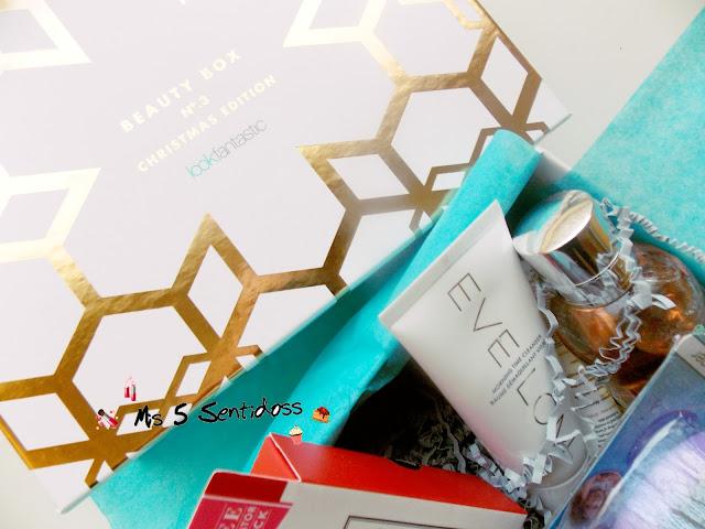 Beauty Box Edición Navidad de Lookfantastic