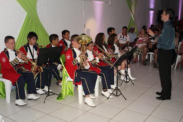 Formatura 3º ano/2011