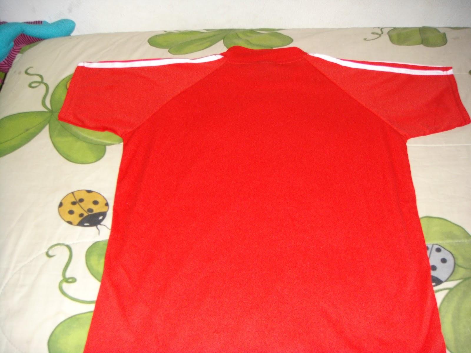 camiseta oficial del liverpool