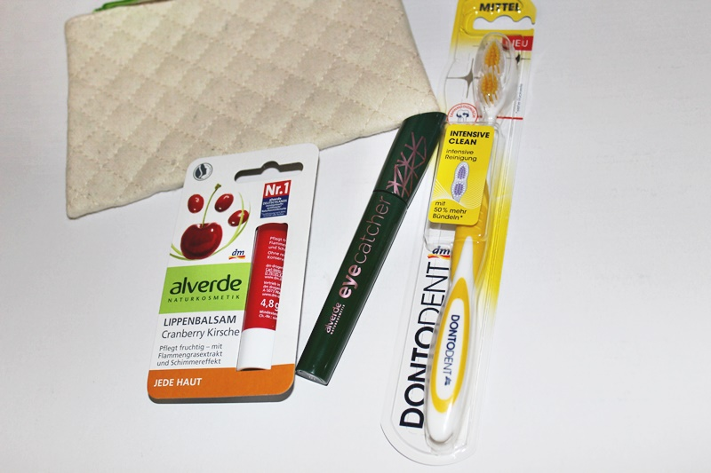 dm Lieblinge Box August 2014, dm,alverde,