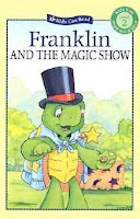 bookcover of FRANKLIN AND THE MAGIC SHOW  by Sharon Jennings