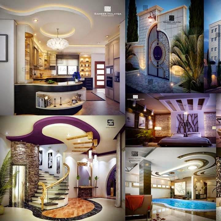 Modern interior design for decoration engineer interior for Interior decoration engineering
