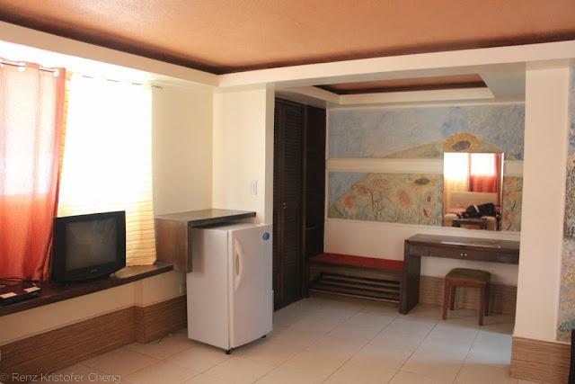 Bacolod Pavillon Resort Executive Suite Interior