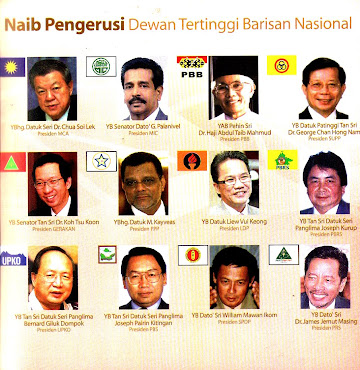 JAWATANKUASA TERTINGGI BN