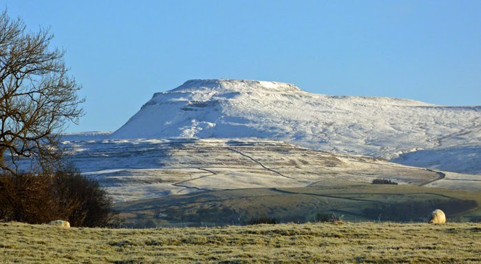 Ingleborough, Yorkshire, Three Peaks, Dales, Ingleton