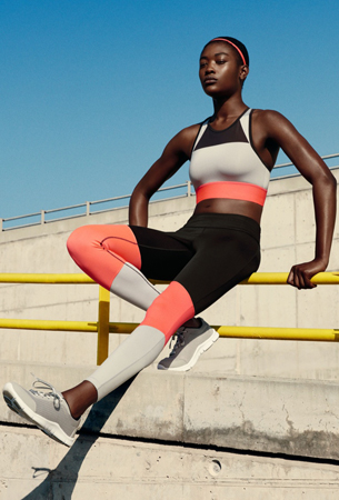 H&M Sport ropa deportiva de mujer para primavera