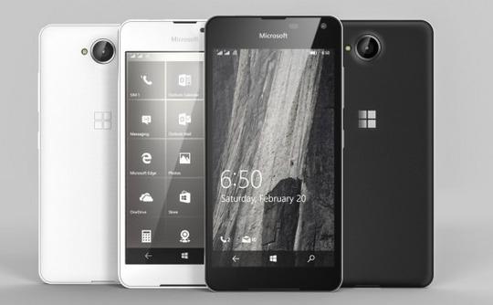Microsoft Lumia 650 Launching by February 2016