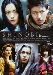 Phi Thiên Vũ - Shinobi