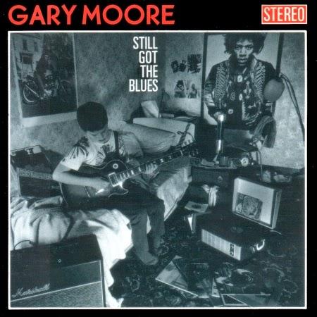 Portada de Gary Moore-Still Got The Blues