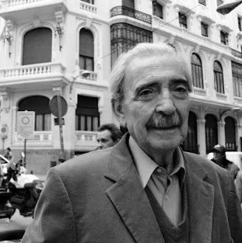 "Juan Gelman ""Poco se sabe"""