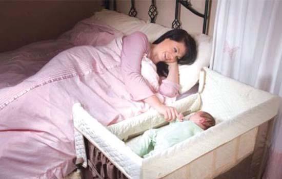 Elak Bayi Mati Atas Katil