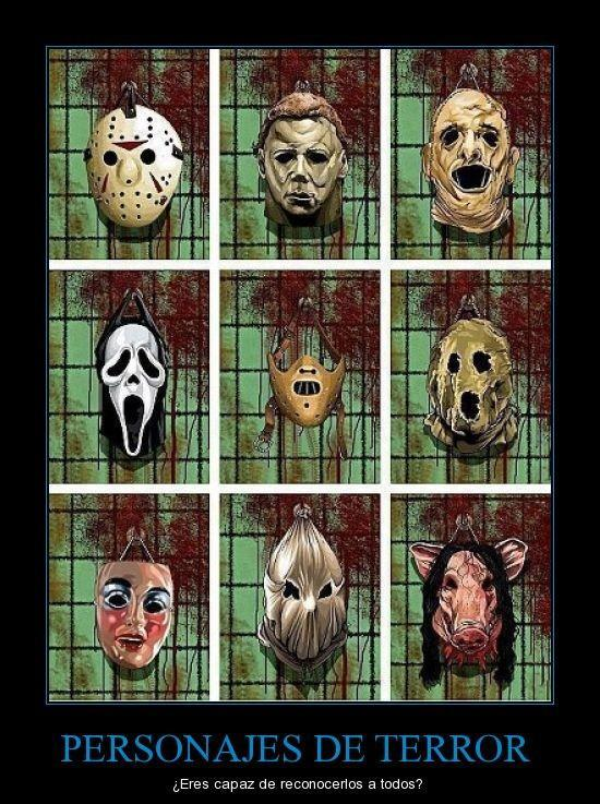 imagenes de miedo chistosas