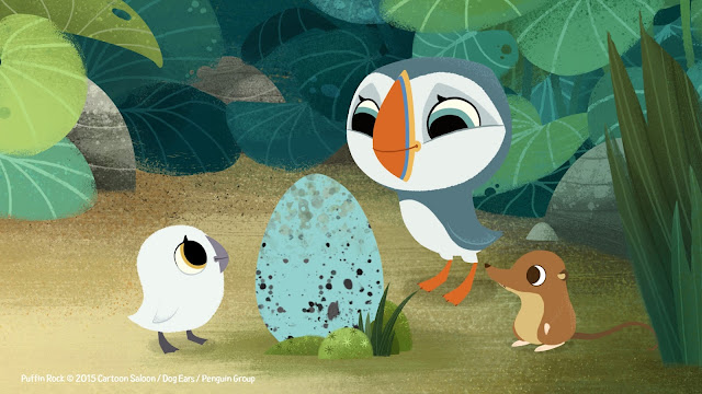 Puffin Rock a @Netflix Original | The adventures of Oona and Baba as they explore Puffin Rock. #streamteam