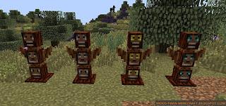 Totem Defender Mod para Minecraft 1.7.10