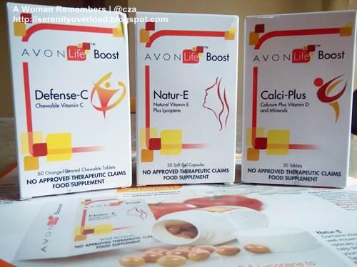 Avon-Life-Boost,vitamin-c,vitamin-e,calcium