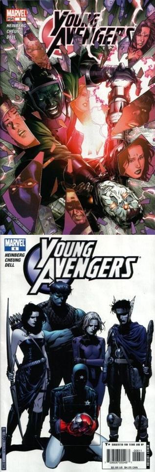 Young Avengers - Allan Heinberg Jim Cheung