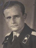 Lt.(Olt.) Werner Baeck