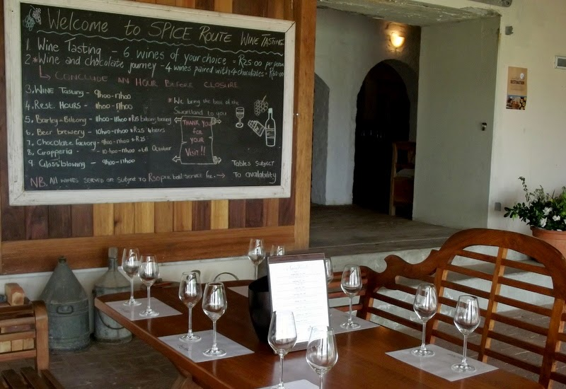 Spice Route - Western Cape, South Africa