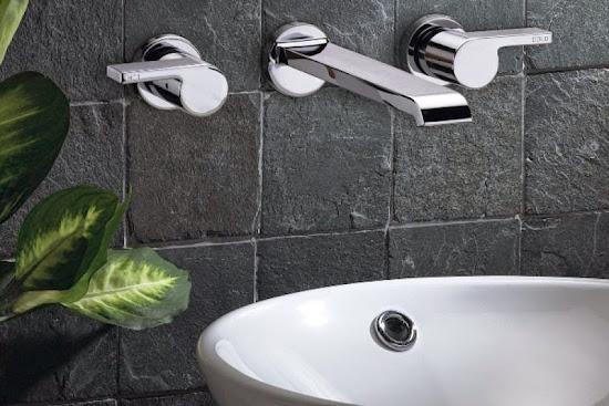 Diseño de vanguardia para lavabos