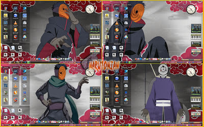 NARUTO TOBI THEME WINDOWS 7