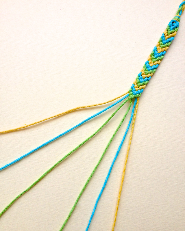 Omiyage Blogs: Twine Friendship Bracelets