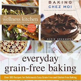 Upcoming Cookbook Reviews