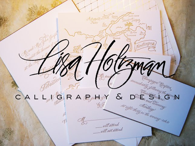 A to Z Calligraphy