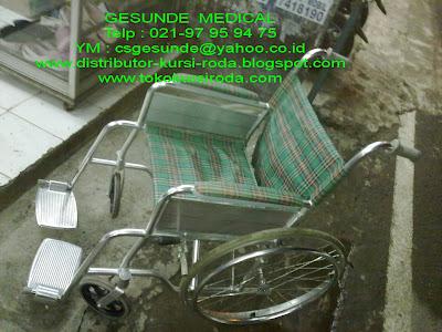 jual kursi roda bekas di daerah jakarta
