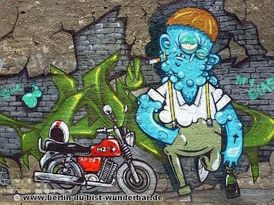 streetart, berlin, kunst, graffiti, street art, hrv bias