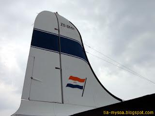DC-4 Skymaster (Lebombo)