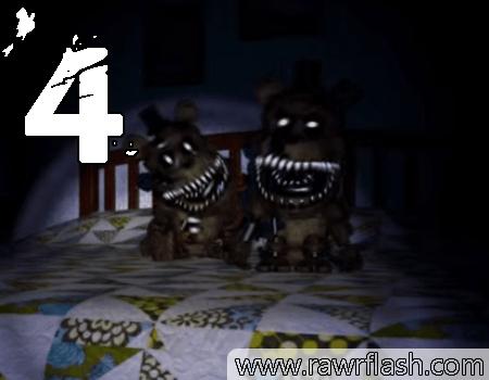 Jogos de terror: Five Nights at Freddy's 4