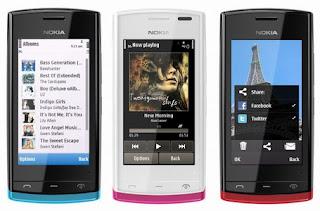 Harga Nokia 500