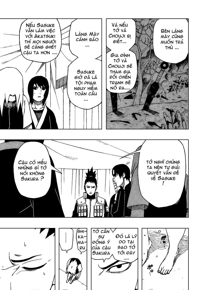 Naruto chap 459 Trang 10 - Mangak.info