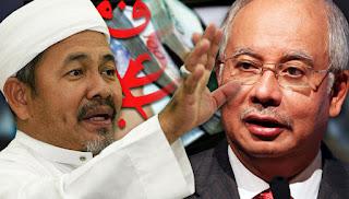 Najib guna perkataan 'derma' untuk tutup kontroversi