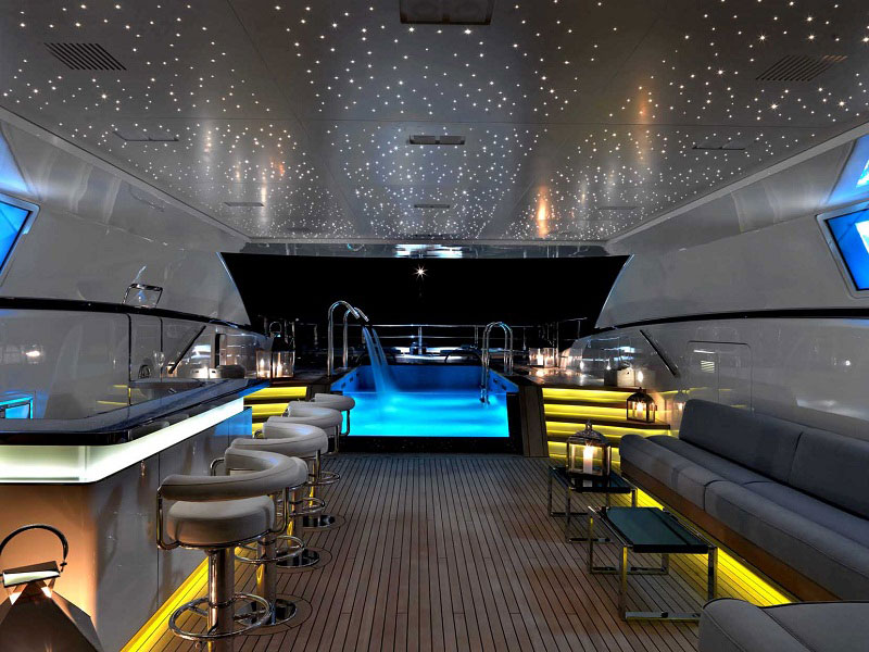 Passion For Luxury Magnificent Numptia Superyacht