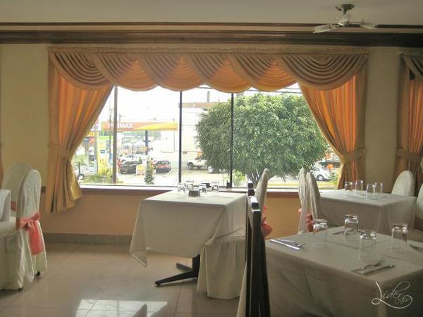 Cortinas en tules y tapasoles peru cortinas en telas nacionales cenefas para cortinas cortinas - Cortinas para comedores ...