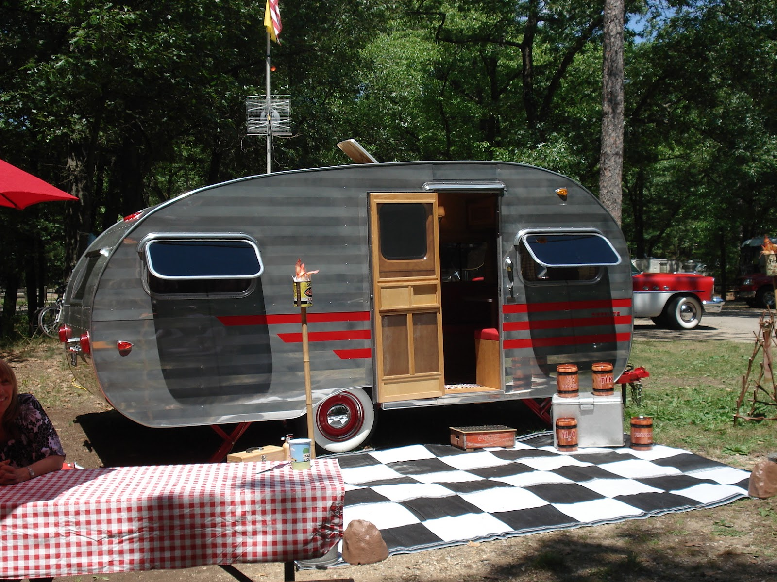 Port Crescent State Park welcomes vintage camper show July ...