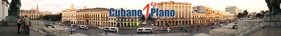 Cubano 1er. Plano