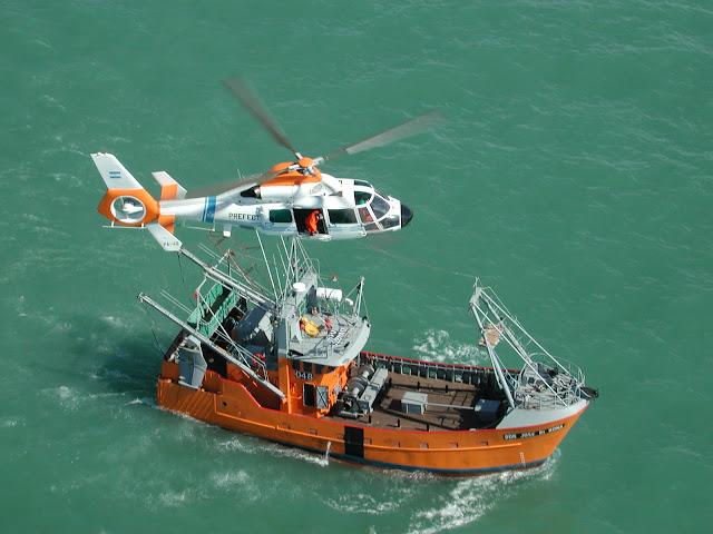 Resultado de imagen para helicopteros de rescate de prefectura naval argentina