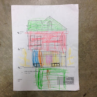 Architecture Coloring Book2