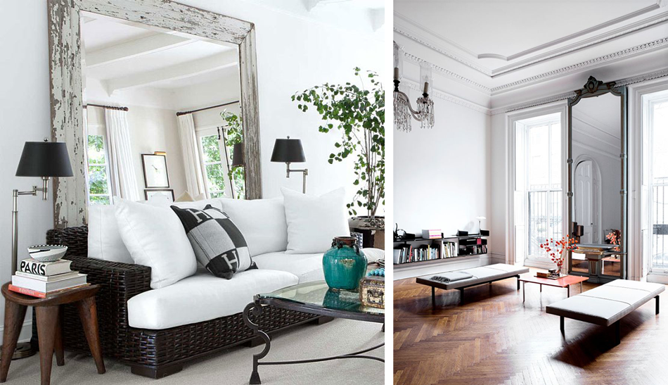 a droite un miroir occupe luespace du sol au plafond entre deux fentres de la mme with plafond. Black Bedroom Furniture Sets. Home Design Ideas