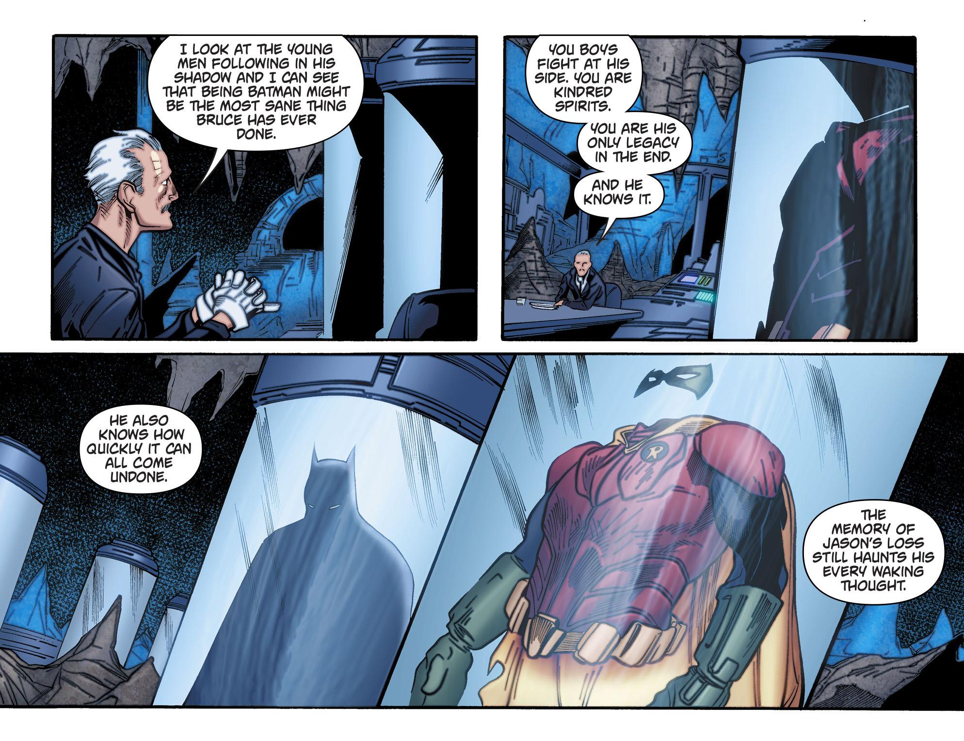 Batman: Arkham Knight [I] Issue #34 #36 - English 15