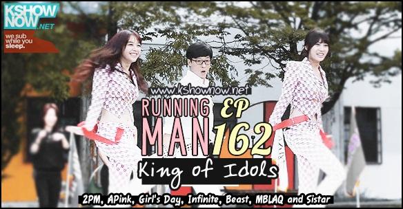 Running man ep 162