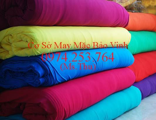 Vải cây, vải khúc, vải ký thun cotton