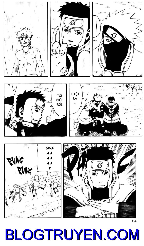 Naruto chap 319 Trang 8 - Mangak.info