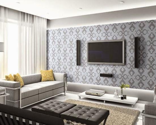 10 wallpaper dinding minimalis motif terbaru 2016
