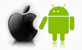 Contoh iklan untuk iPhone dan Android