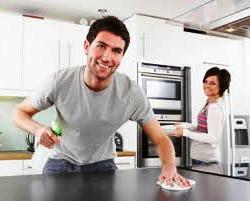 Trik Menjadikan Garam Sebagai Bahan Pembersih Yang Efektif
