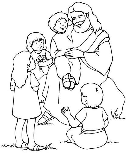 DESENHOS BIBLICOS PARA COLORIR