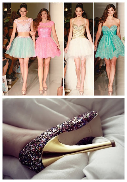 Prom Shoes Trends 2014